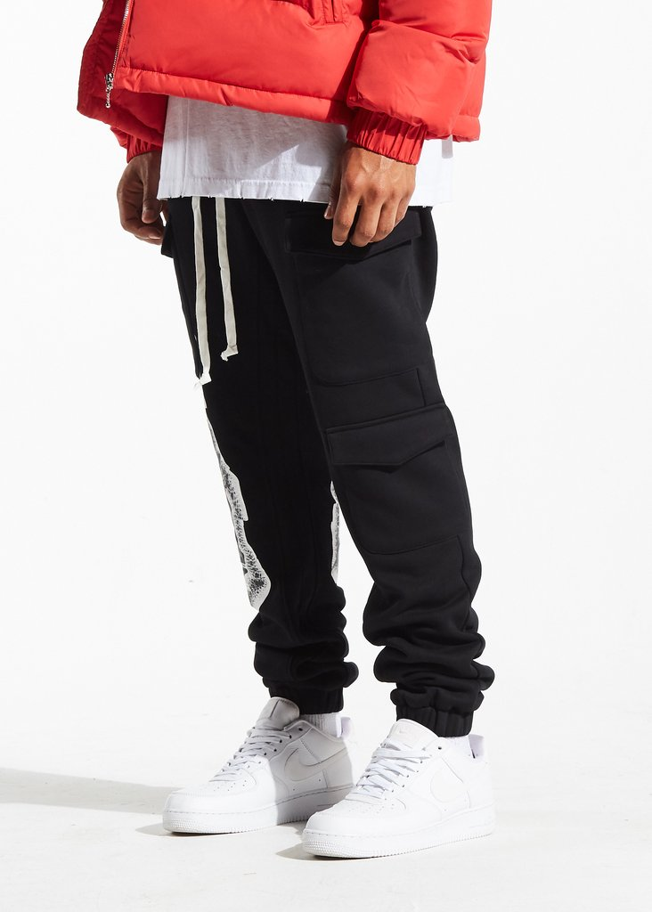 Electra Sweatpants (Black)