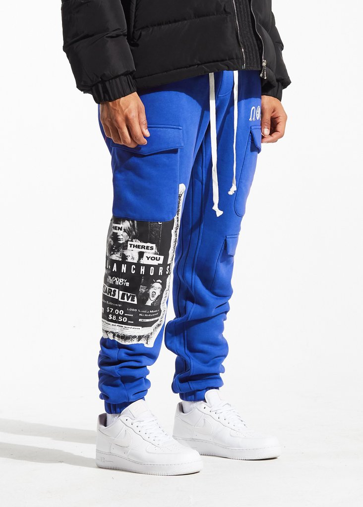 Electra Sweatpants (Blue)