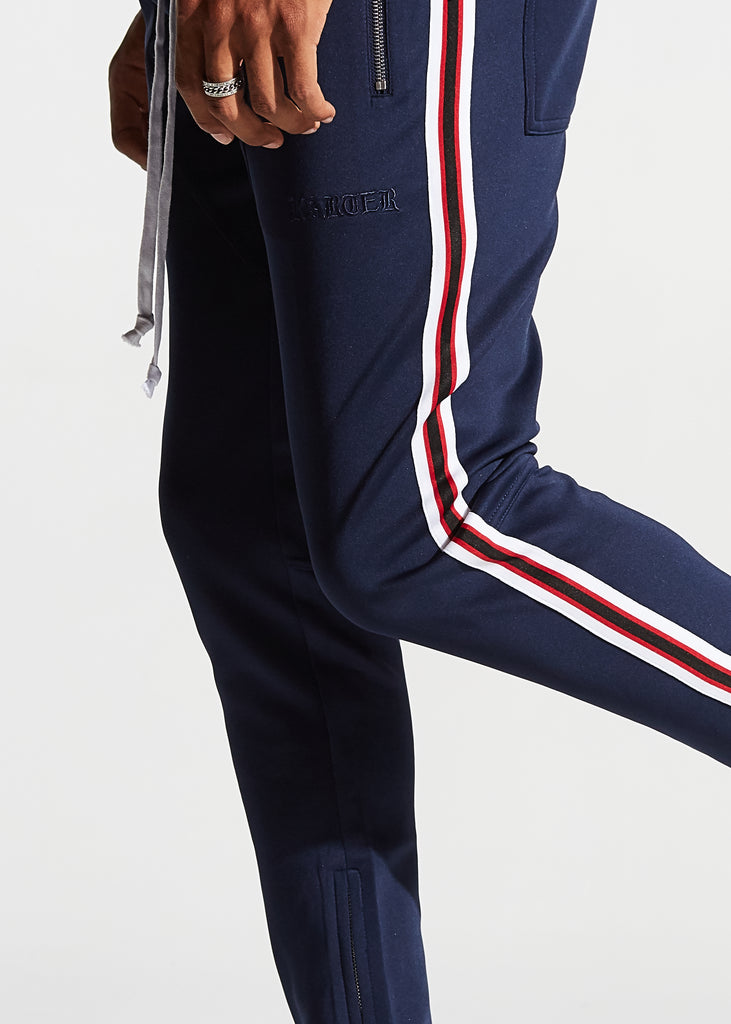 Rogers Track Pants (Navy)