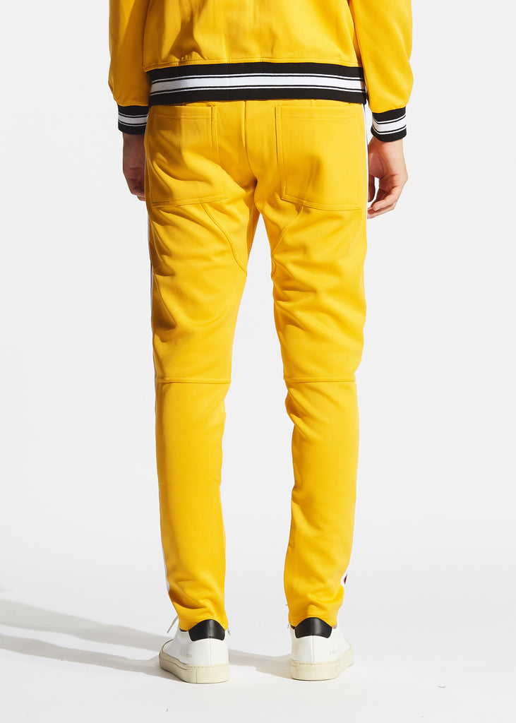 Roger Track Pants (Yellow)