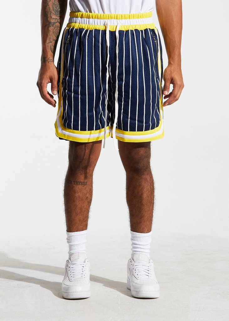 Jordan 2.0 Basketball Shorts (Pacers Away)