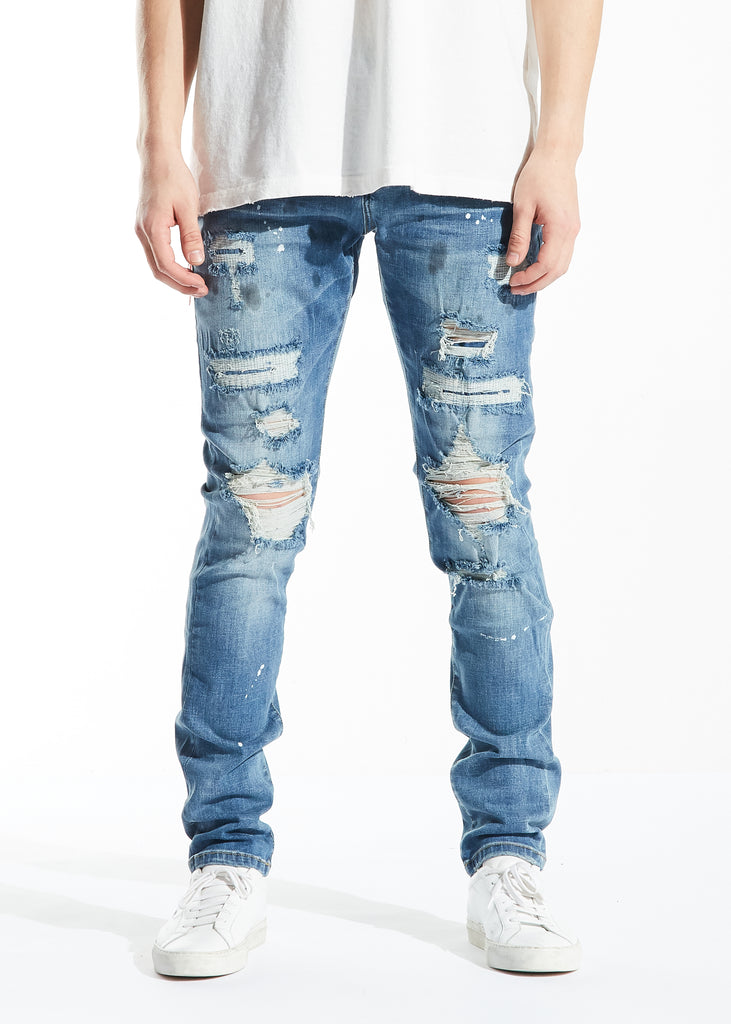 Andy Denim (Blue)