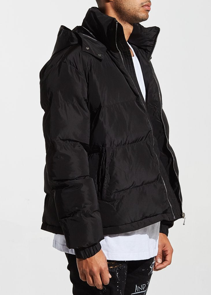 Linda Down Jacket (Black)