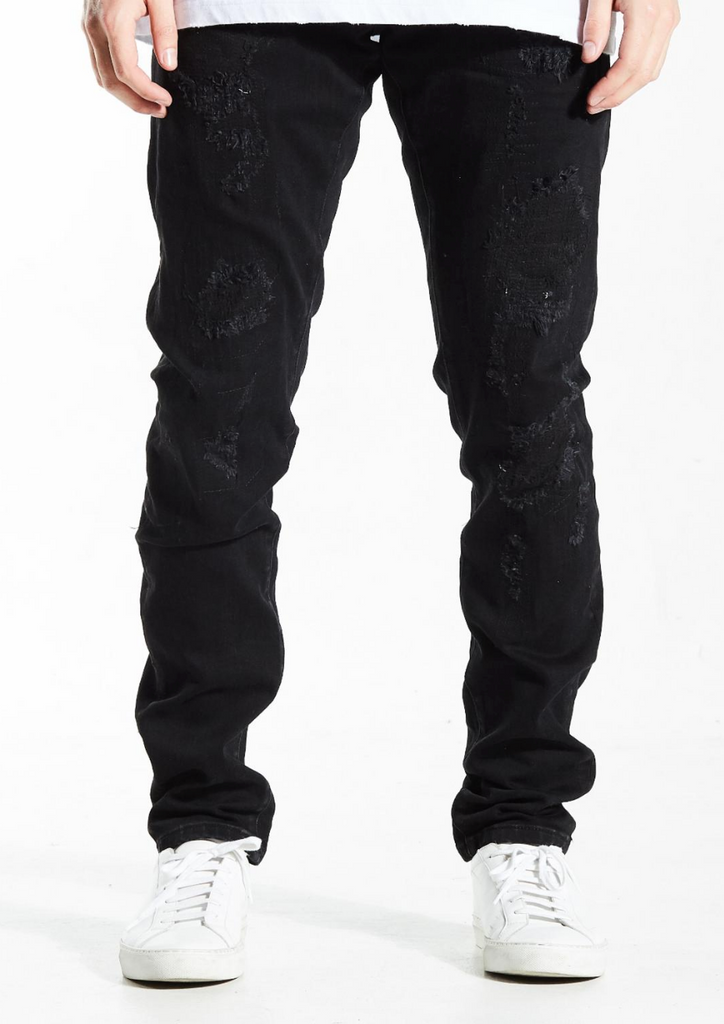 Atlantic Denim (BLK)