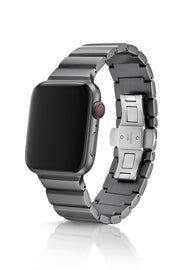JUUK 40mm Ligero Cosmic Grey Premium Aluminum Apple Watch Band