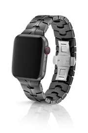 JUUK 40mm Vitero Cosmic Grey Premium Aluminum Apple Watch Band
