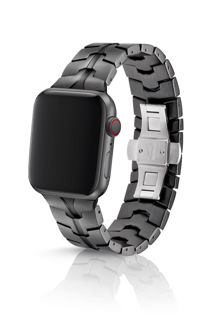 JUUK 40mm Vitero Granite Premium Aluminum Apple Watch Band
