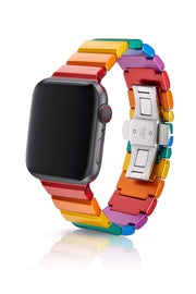 JUUK 40mm Ligero Rainbow Premium Aluminum Apple Watch Band
