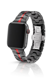 JUUK 40mm Vitero Fire Premium Aluminum Apple Watch Band