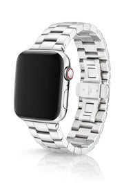 JUUK 44mm Velo Polished Premium Stainless Steel Apple Watch Band