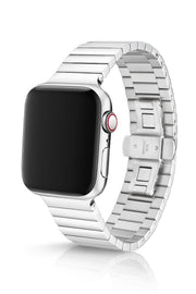 JUUK 44mm Revo Brushed Premium Steel Apple Watch Band