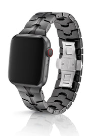 JUUK 44mm Vitero Granite Premium Aluminum Apple Watch Band