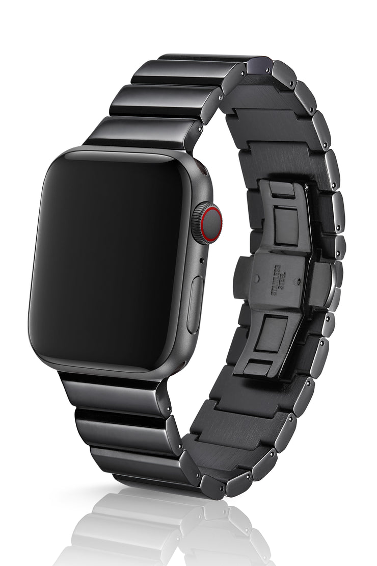 JUUK 44mm Ligero Obsidian Premium Aluminum Apple Watch Band