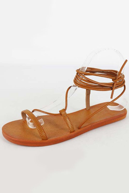 Toga Party strappy sandal