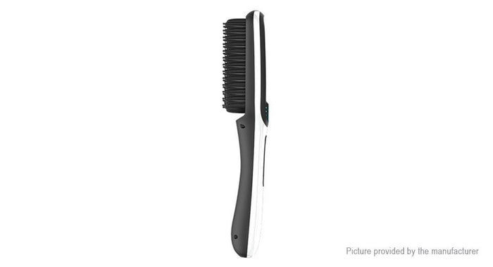 Hair Straightening Brush - HQ | Detangles, Straightens & Styles