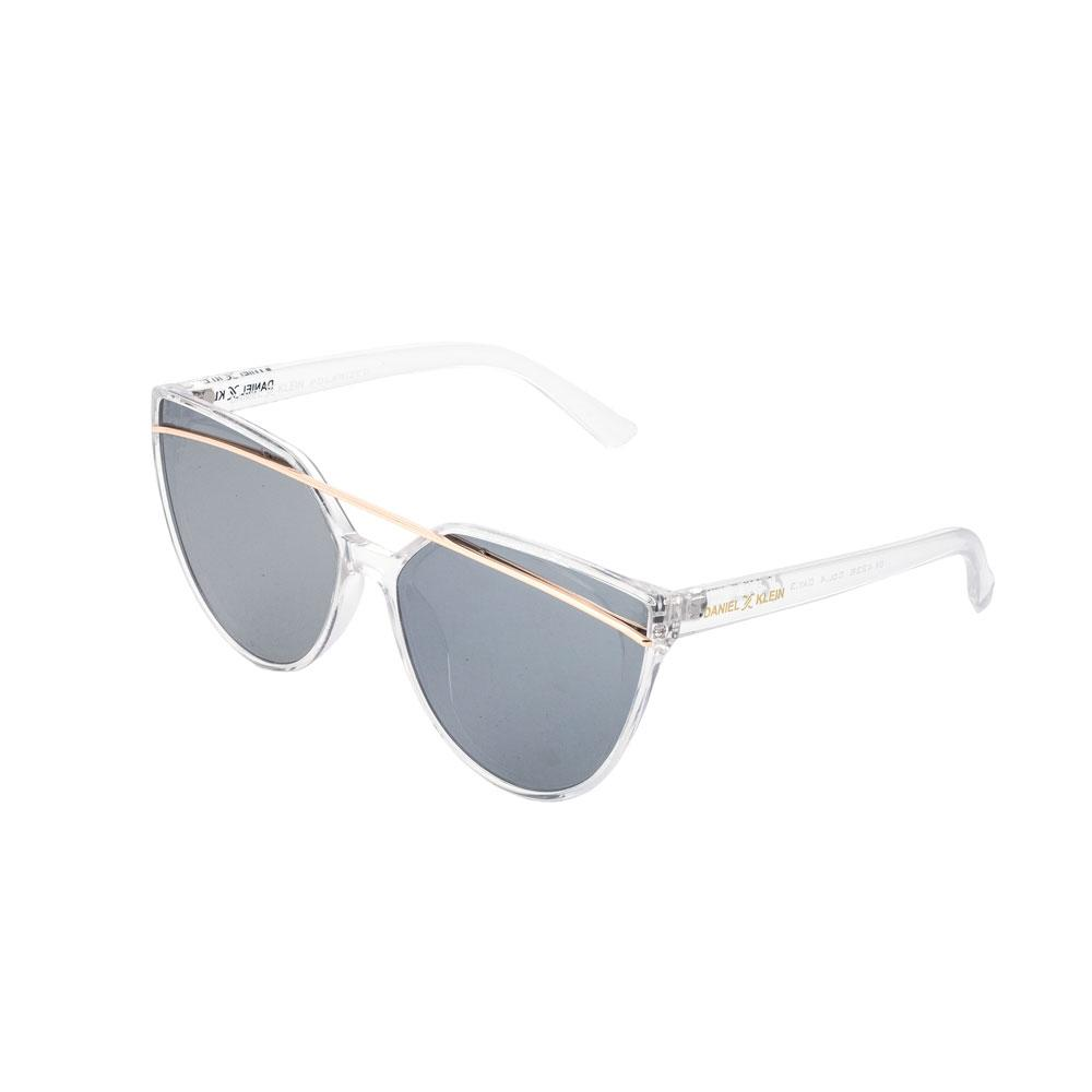 Gray Sunglasses For Women Trendy DK 4228-4