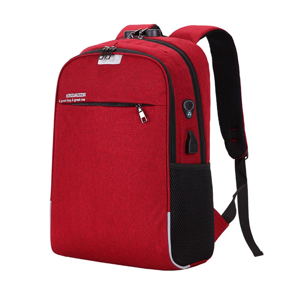 Red BackPack With New Design