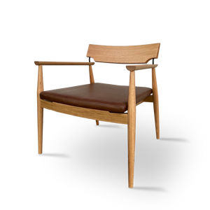 BALTIC - Lounge Chair (Leather)