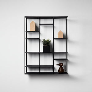 CHORD - Vertical Shelf