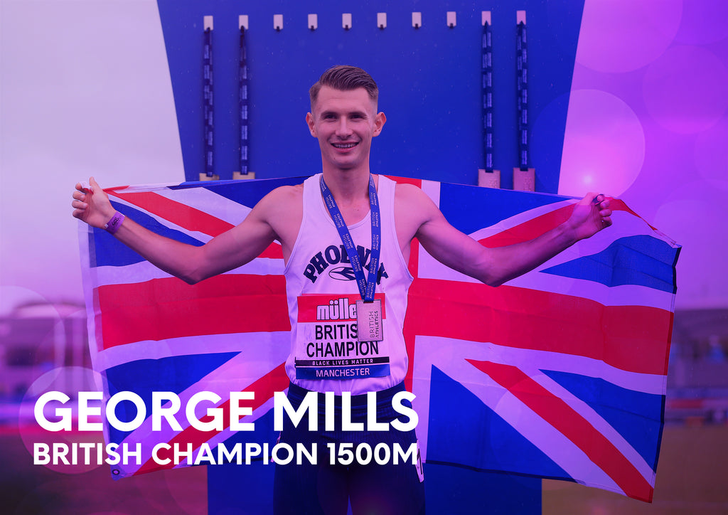 CurraNZ ambassador George Mills becomes 2020 British Champion!