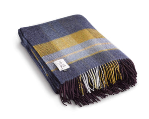 "Merino Cashmere Throw 54"" x 71"" - Dingle"