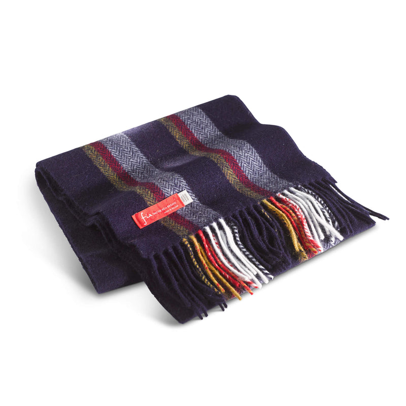 Lambswool scarf 9