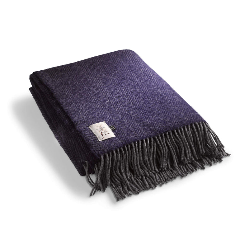 Merino Cashmere Throw 54
