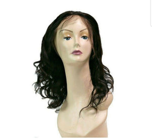 Brazilian Mama: Body Wave Front Lace Wig