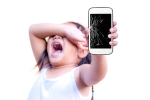 How To Avoid a Broken or Damaged Cell Phone When You Have Young Kids