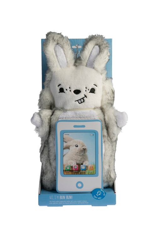 PawdPet Bun Bun Phone and Tablet Carrier for Kids