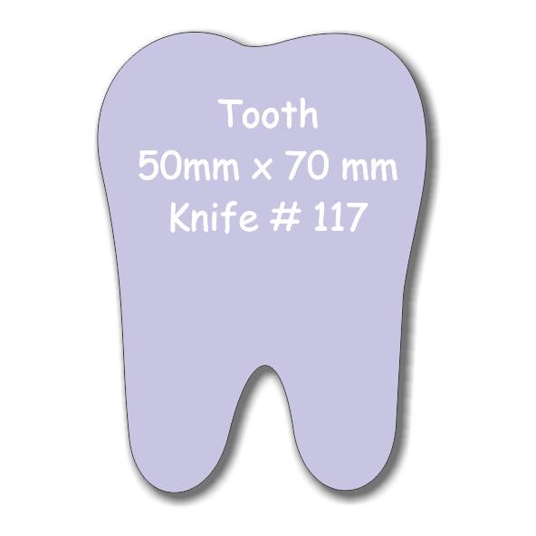 50 x 70 Tooth Magnets