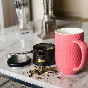 Luxe Golden Tin - Cup of Té