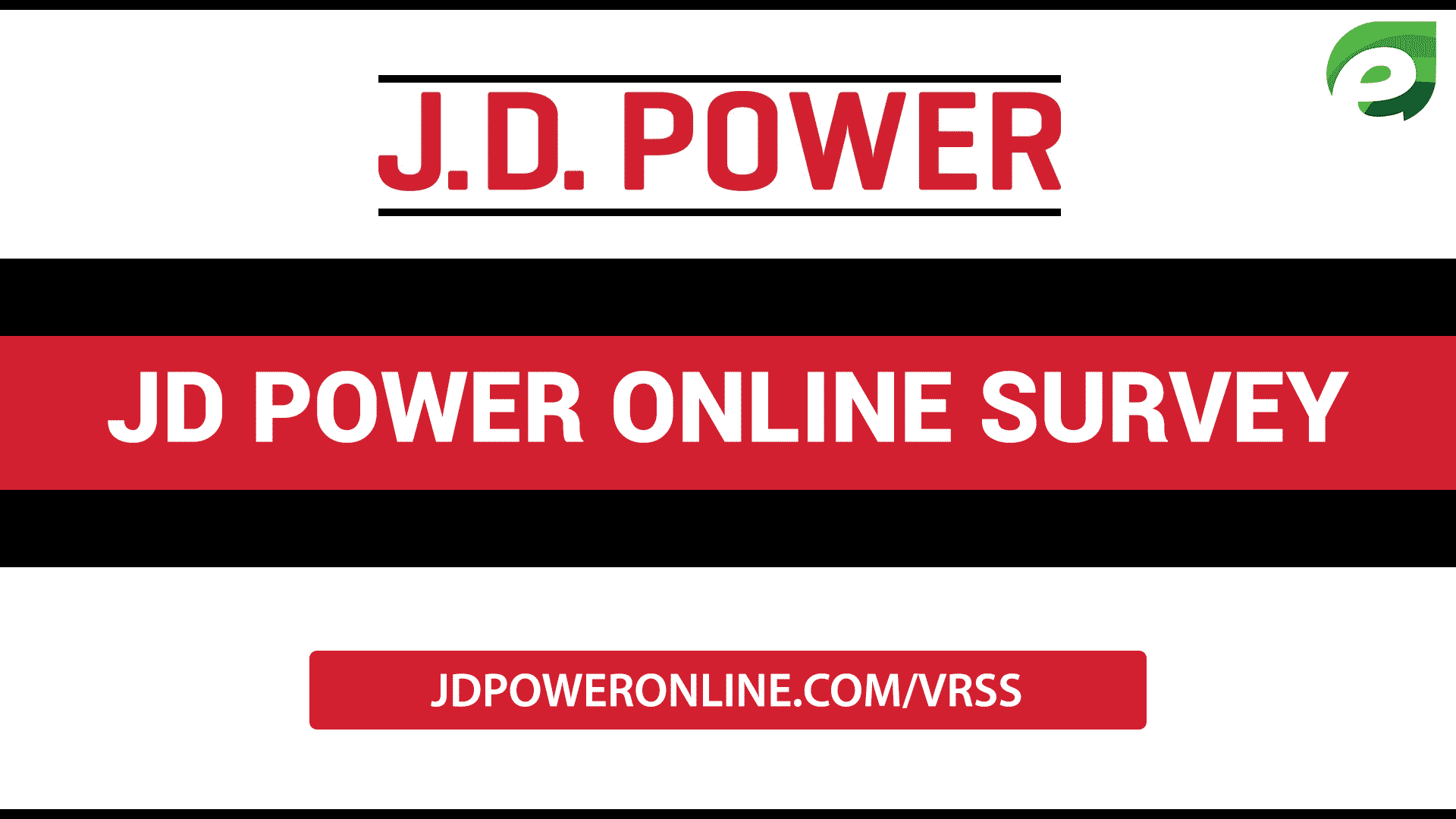 Enter J.D. Power Vehicle Quality Survey