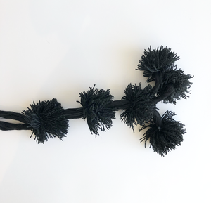 Tassel - Spirit Black