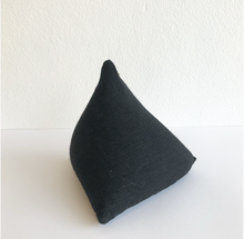 Load image into Gallery viewer, Doorstop - Black Linen
