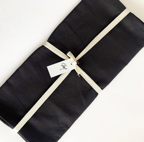 Table Runner - Dark Grey