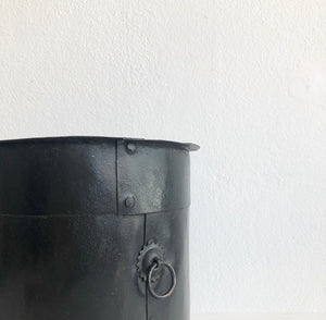 Planter - Black Iron