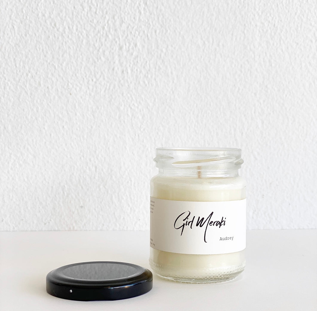 Candle - Audrey Small