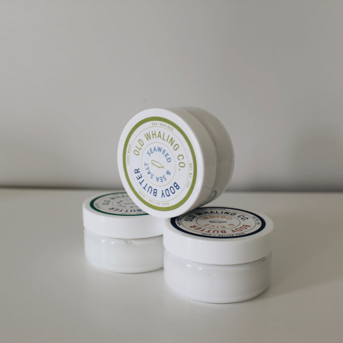 Old Whaling Co. Mini Body Butter