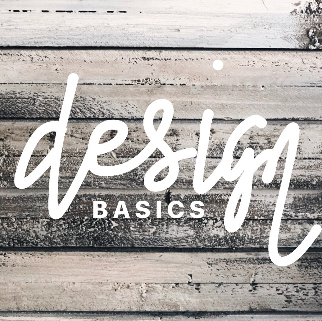 Design Basics Workshop | July 25, 2019