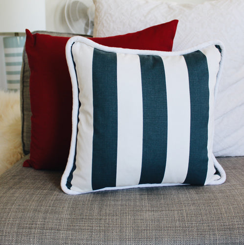 Summer Stripe Pillow
