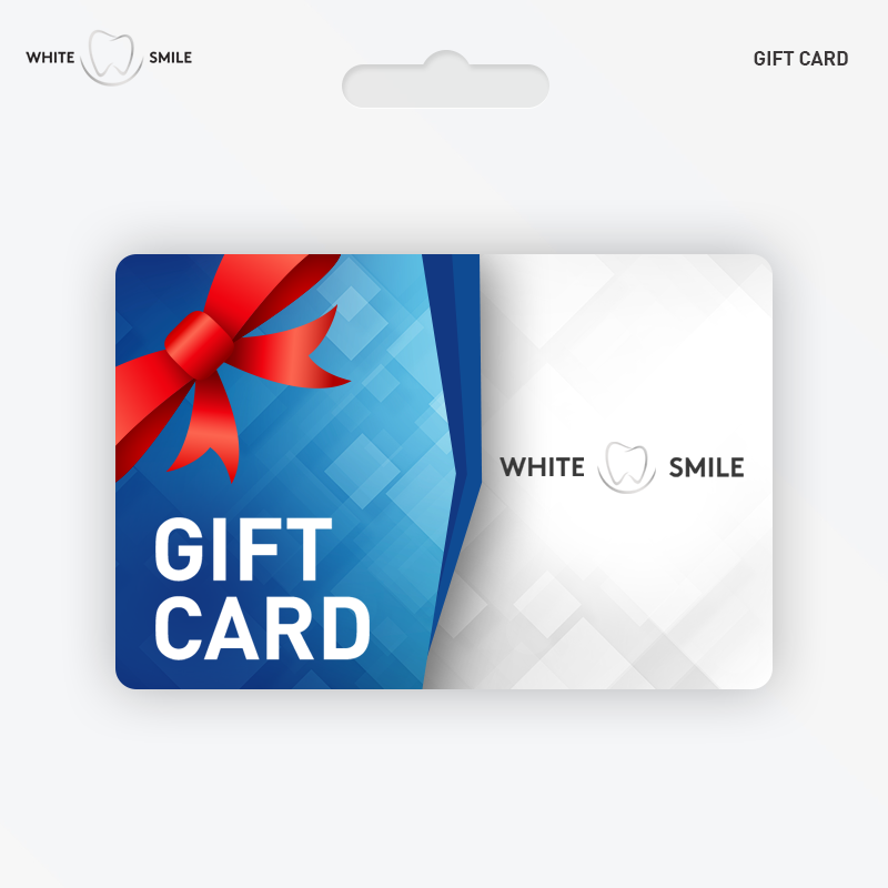 WhiteSmile™ Gift Card