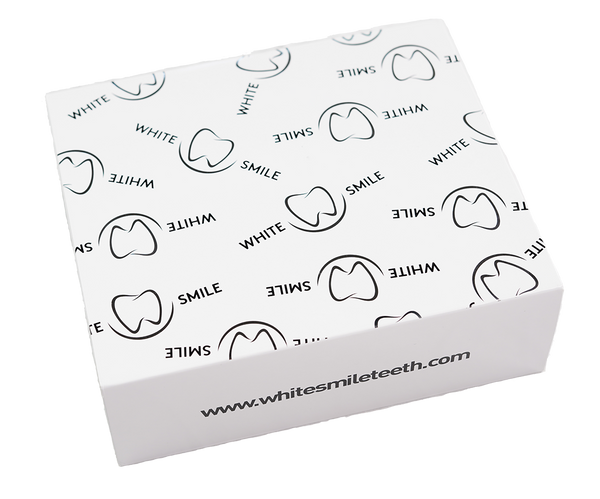 Luxury Teeth Whitening Kit Gift Box - WhiteSmileTeethNow