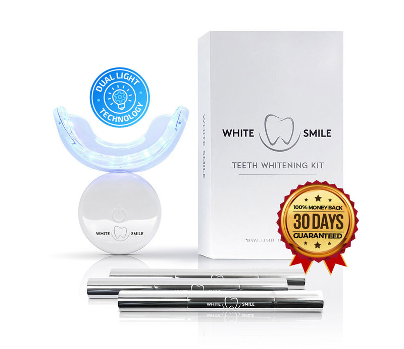 WhiteSmile™ Teeth Whitening Kit - WhiteSmileTeethNow