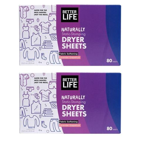 Two Pack Dryer Sheets