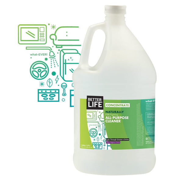 ONE GALLON CONCENTRATE - All Purpose Cleaner