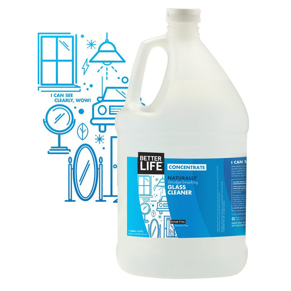 ONE GALLON CONCENTRATE - Glass Cleaner
