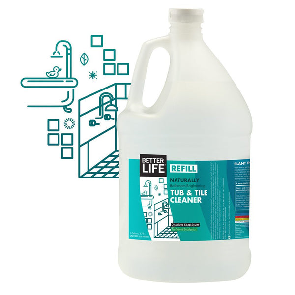 ONE GALLON - Tub and Tile Cleaner
