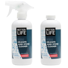 Two Pack Granite and Stone Cleaner