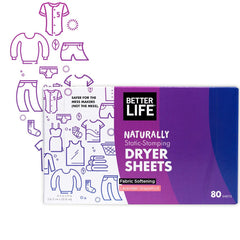 80 ct - Dryer Sheets
